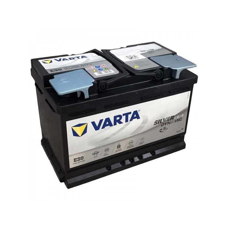 varta agm e39 car batteries motorcycle batteries. Black Bedroom Furniture Sets. Home Design Ideas